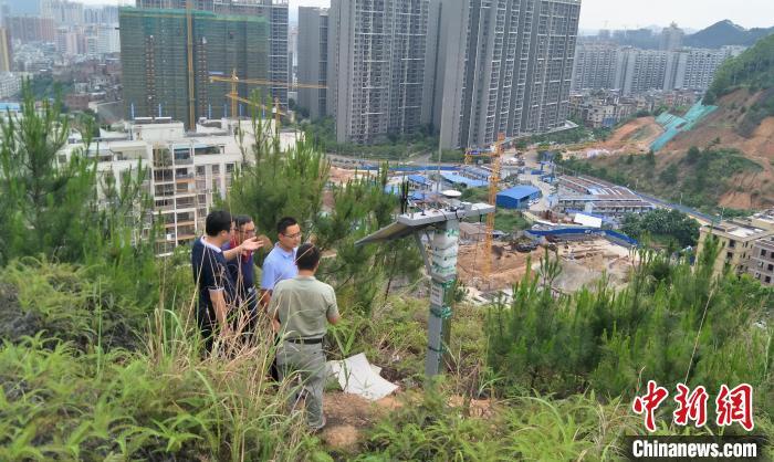 广西成功预报4起地质灾害 组织避险863人