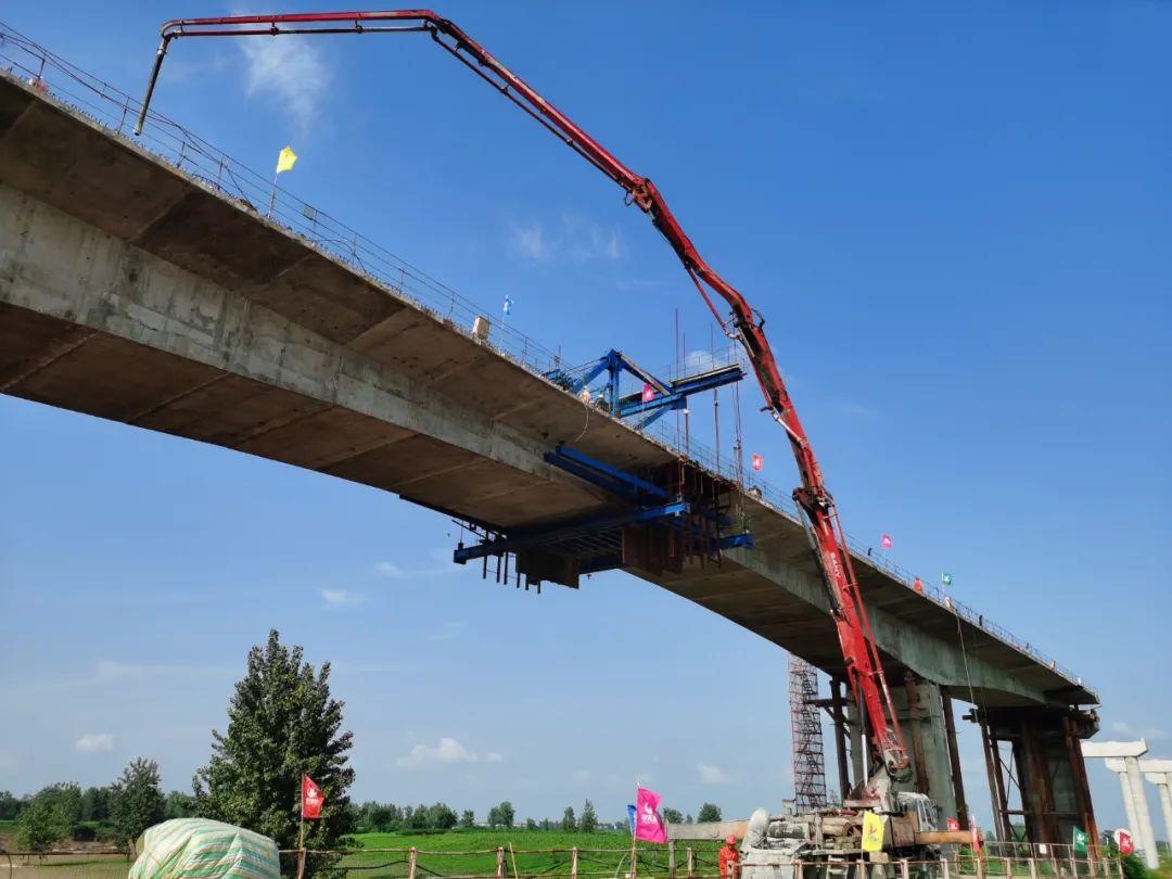 顺利合龙!襄阳新添一座特大桥!