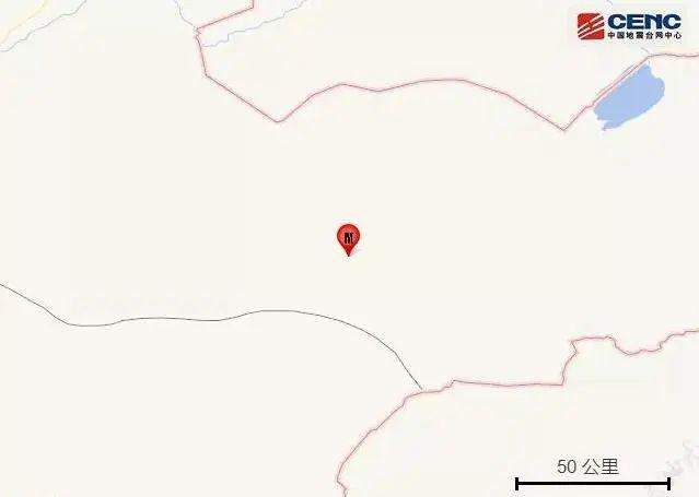 蒙古国地震,震中距我国边境79公里