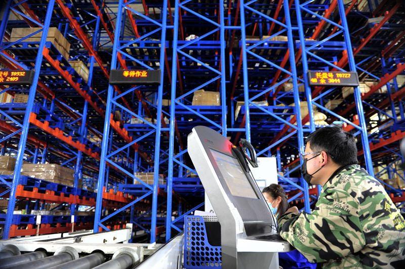 """人民网""""六保""""地方策系列报道之五:通堵点 去痛点 全产业链稳步运行"""