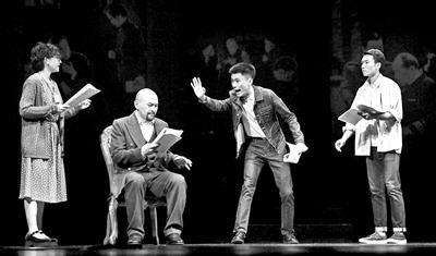 北京人艺带观众复演 正式演出8月开启