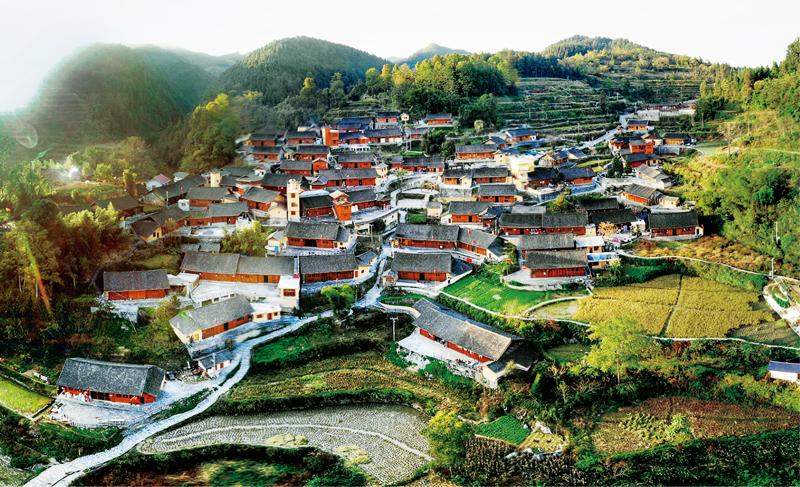一个村,一个理念,改变中国,影响世界