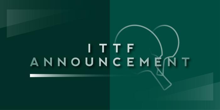 又来了!国际澳门正规赌博十大网站乒联宣布因疫情取消2020日本公开赛