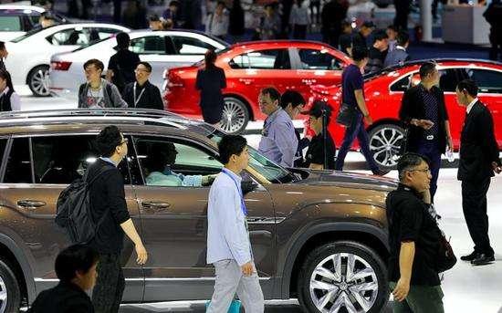 从单月卖车5辆到3.49万辆 武汉车市回暖明显
