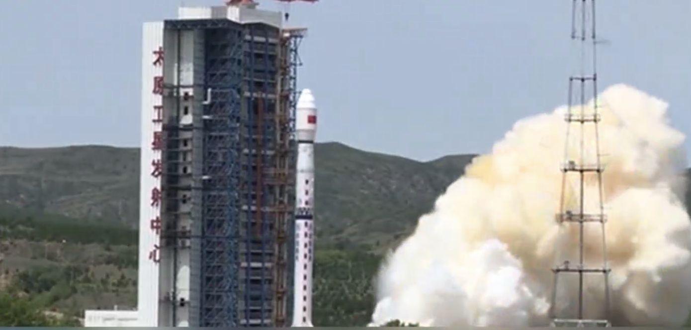 我国成功发射高分辨率多模卫星