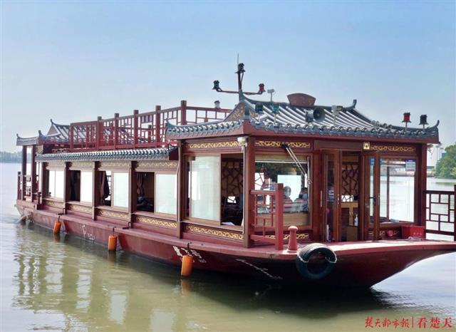 武汉东湖游船什么时候开通落雁新游线 船票25元/人的超值特惠价