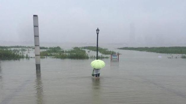 武汉关超设防时间比去年提前12天