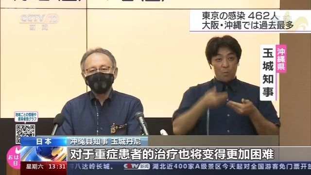 日本新增确诊1606例,为疫情以来单日新增最多