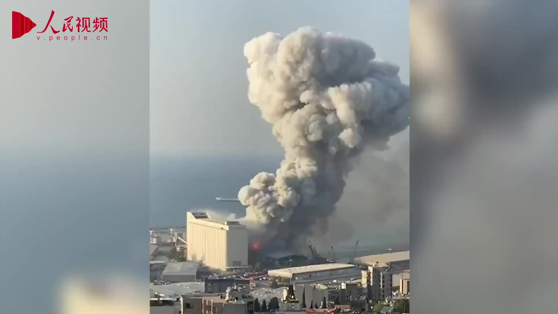 黎巴嫩首都爆炸死亡人数已超100人