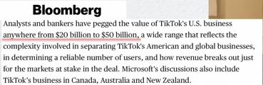 """TikTok版""""血色婚礼"""" 下的绞杀 美国商业环境凛冬将至?"""