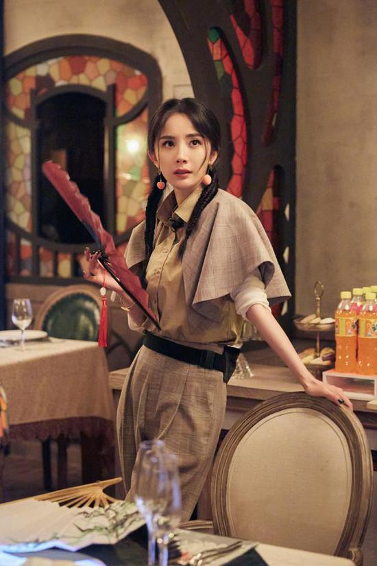 《密逃》官微回应杨幂粉丝诉求 重新斟酌每个镜头