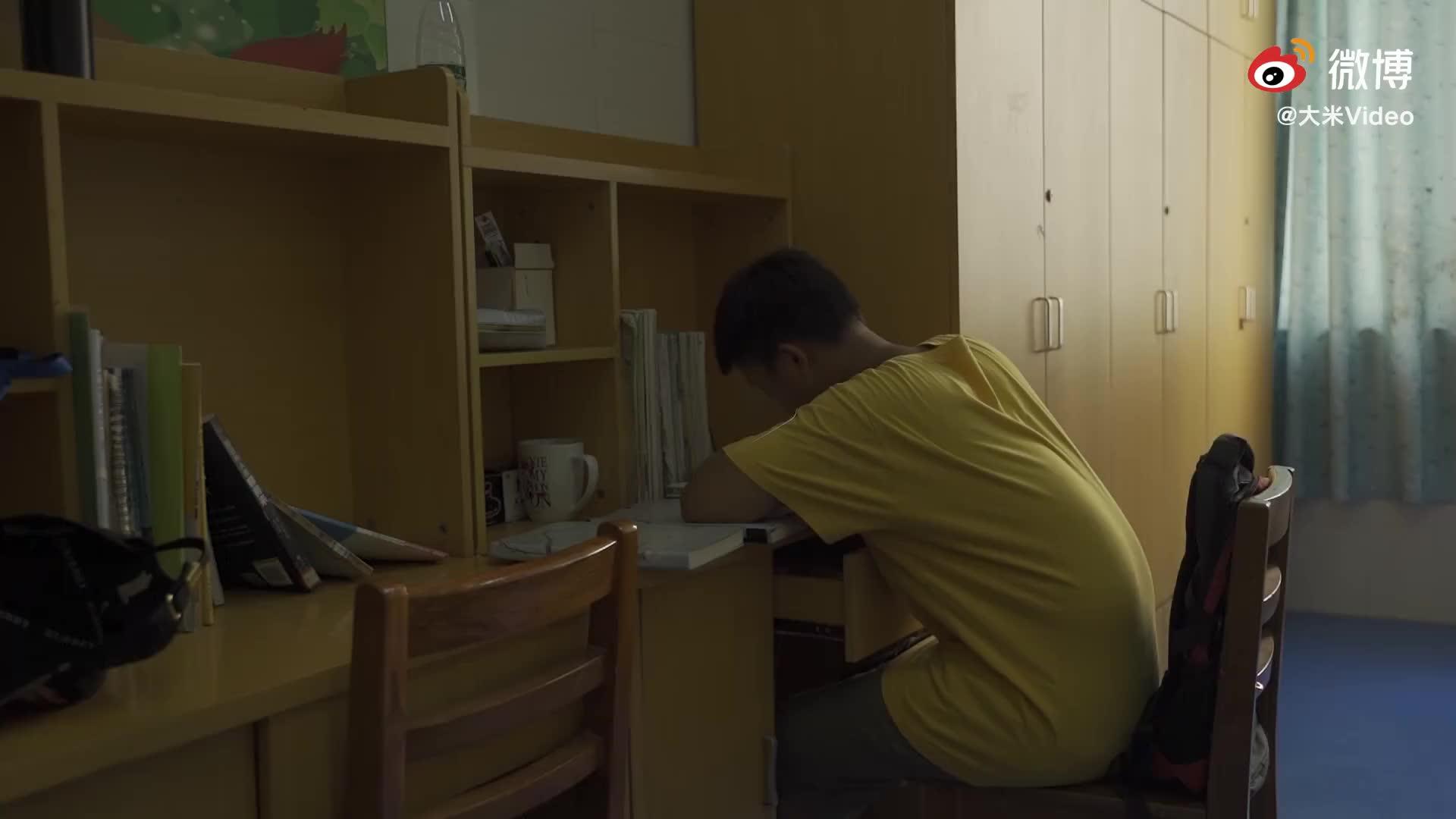 16岁农家少年想当男护士