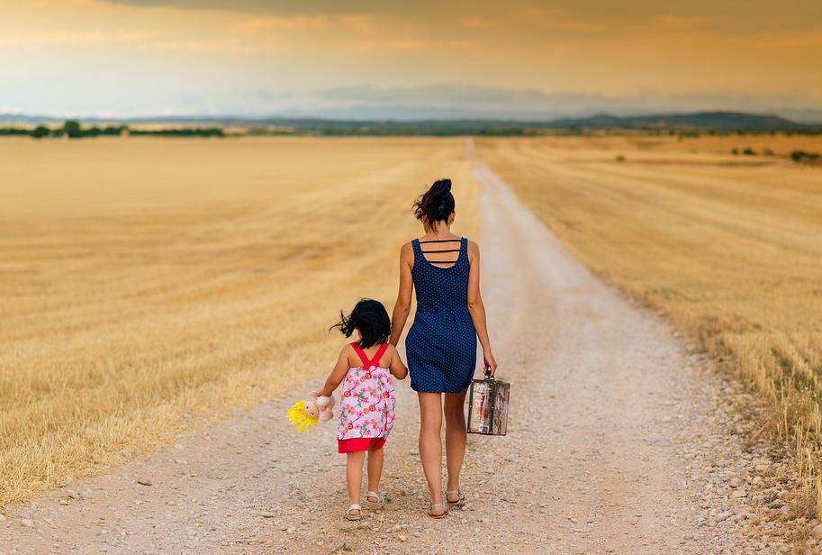 父亲的大格局,母亲的好情绪,就是一个家最好的风水