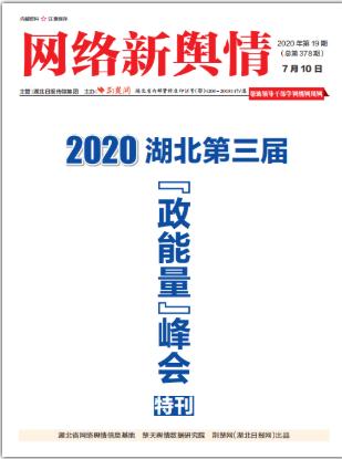 《网络新舆情》2020年第19期