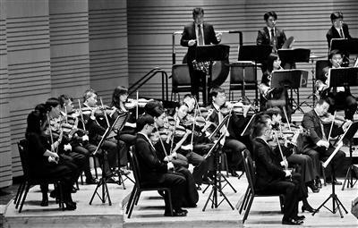 """中国爱乐乐团复工首演 献给""""最可敬的人"""""""