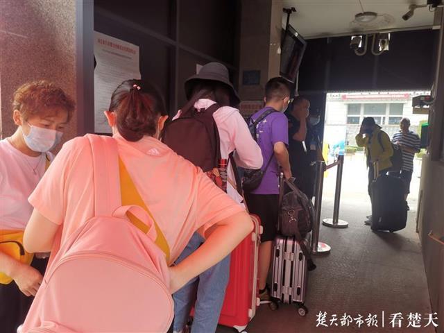 中南财经政法大学学生返校