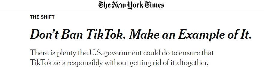 """对TikTok""""下手""""!美国酝酿已久"""