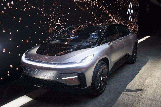 新能源汽车研发获新进展 恒大首期六款车型亮相