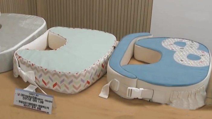 韩国多款婴儿哺乳枕检出致癌物 其中一款在中国有售