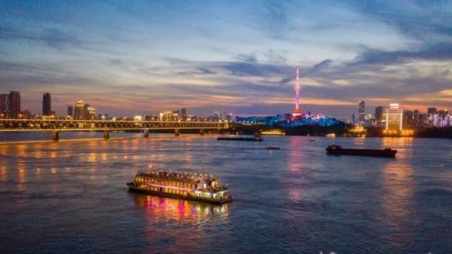 武汉两江游览游船复航