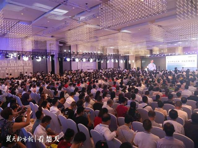中国品牌节年会今日盛大开幕