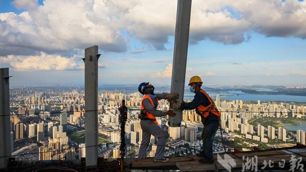 武汉:云端上的劳动者