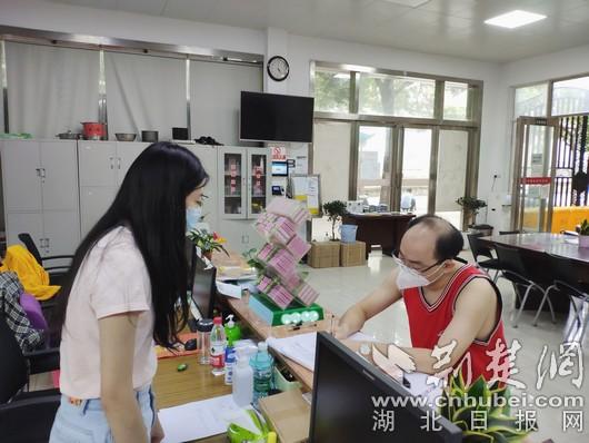 华中农业大学大学生暑期社会实践进社区