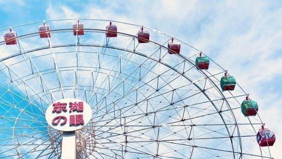 """""""东湖之眼""""摩天轮8月中下旬开放"""