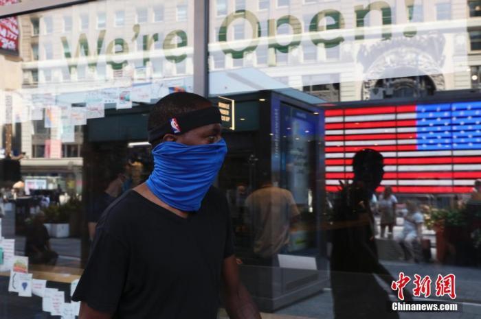 纽约周末逾50人卷入枪击事件 特朗普警告或介入干预