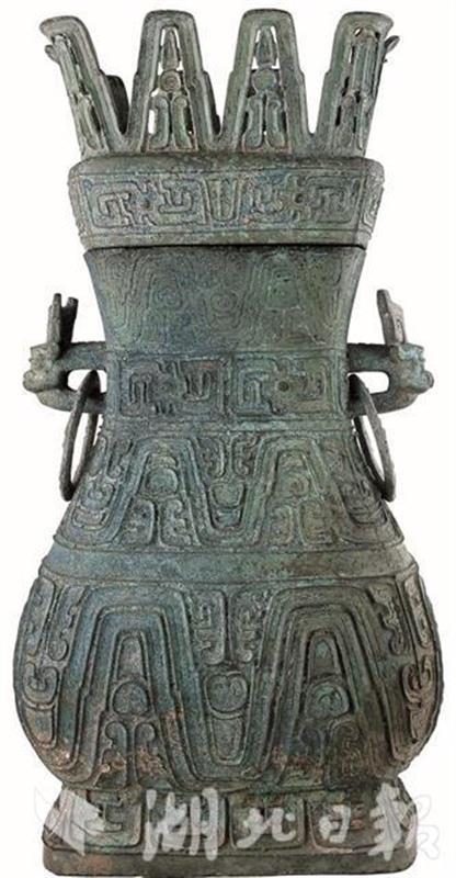 """42年考古写就一部""""曾世家"""",追索回国的""""曾伯克父""""青铜组器华章重现"""