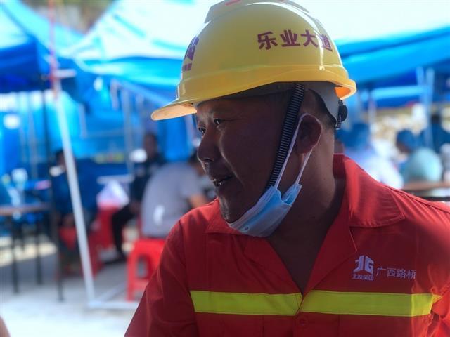 广西乐业隧道塌方事故:三大困难影响救援,被困湖北老乡家属忧心如焚