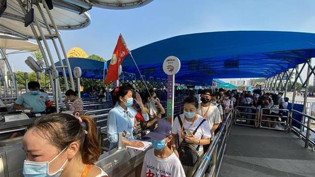 """""""惠游湖北""""启动1个月,省内外游客热度不断攀升"""