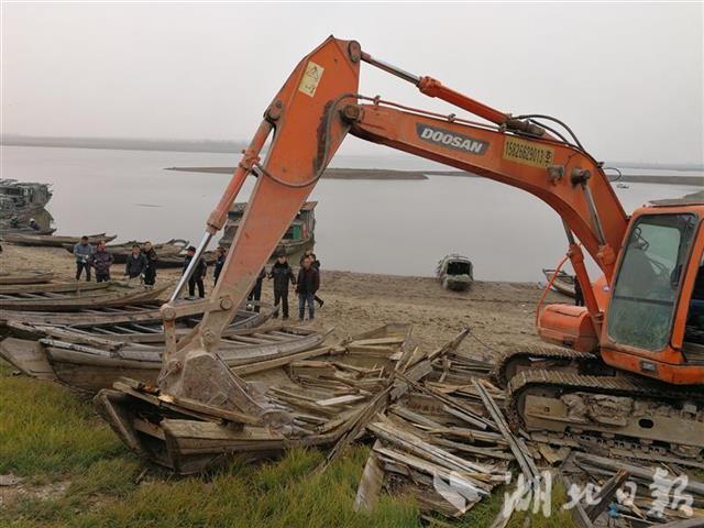 湖北9成以上退捕渔民参加社保
