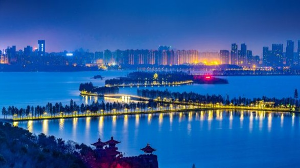 武汉东湖绿道获中国土木工程詹天佑奖