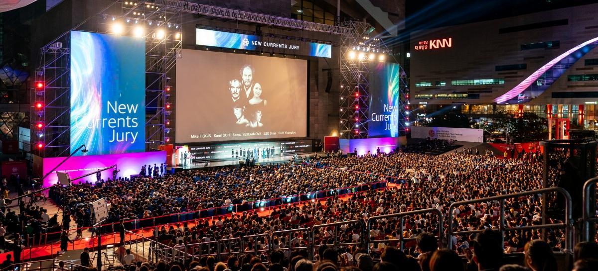 韩国釜山电影节因疫情延期 不排除全面取消可能