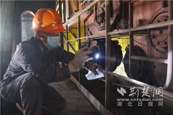 湖北特检院咸宁分院错峰检验护航钢企安全发展