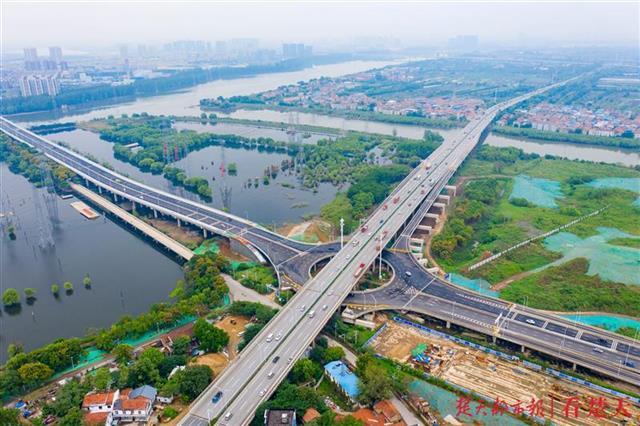 汉口岱家山大桥已通车何时连接三环线?建设方解释来了