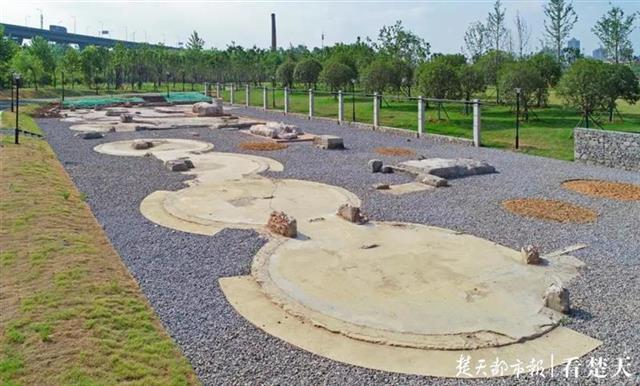十一黄金周期间 青山戴家湖公园二期正式对外开放