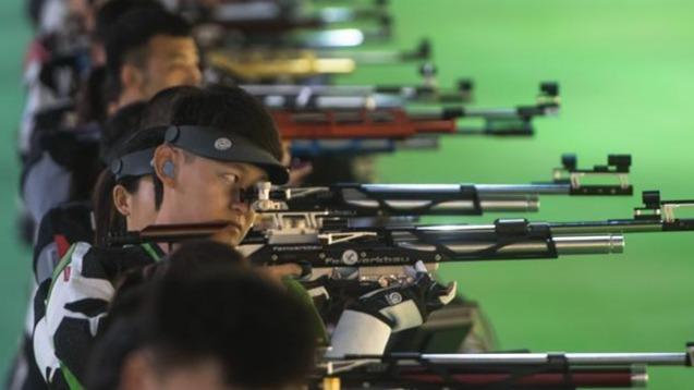 全国射击冠军赛(步枪项目)在宜昌开赛
