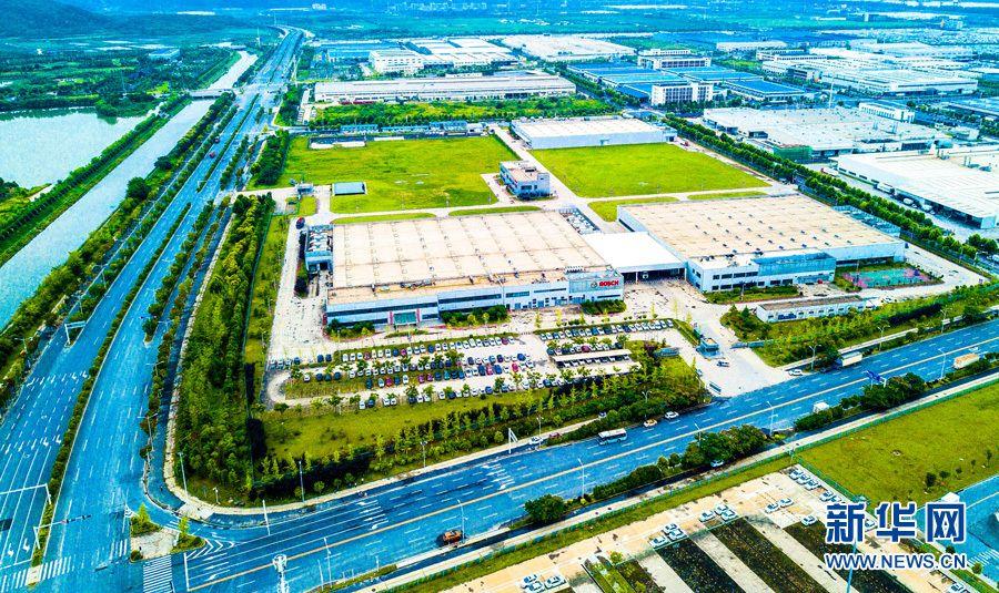 【迈向小康的江夏探索】绿色生态、先进制造、创新发展——高质量发展武汉江夏路径