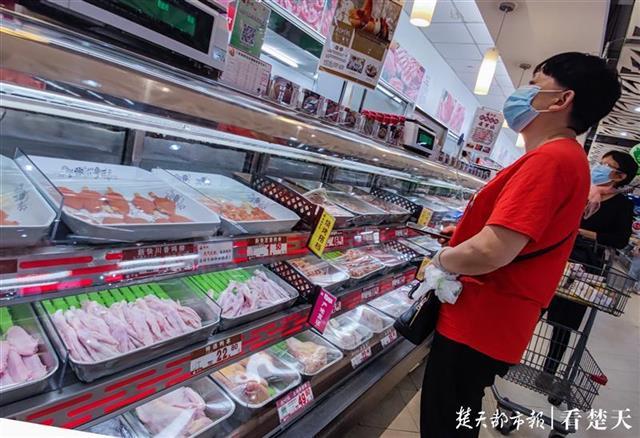 """鸡肉价格三年来首次下降!今晚吃""""鸡""""吗?"""
