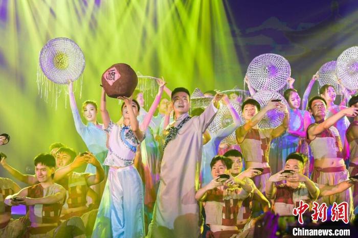 文坛名家齐聚山城 2020中国(重庆)诗酒文化节开幕