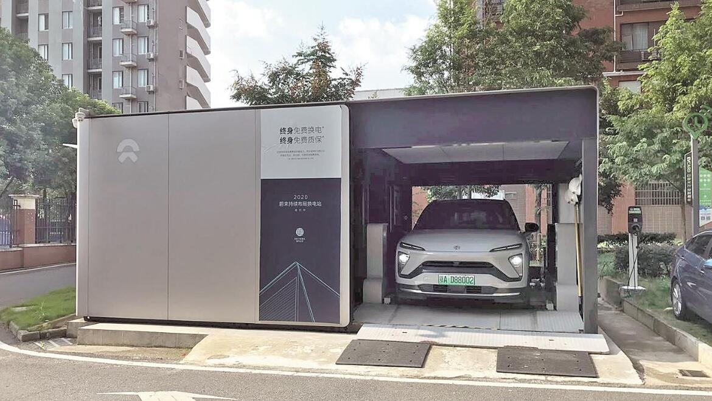 """车桩比达1:1 武汉新能源汽车逐渐告别""""充电烦恼"""""""