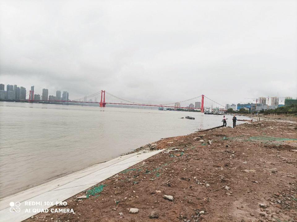 趸船迁出平湖门水源保护区 取水区域4个码头均已陆续彻底拆除