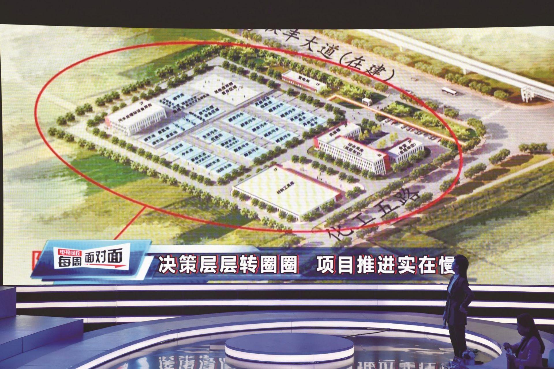 武汉电视问政曝光民生工程推进不力问题 小区改造反复开挖 民心工程成闹心工程