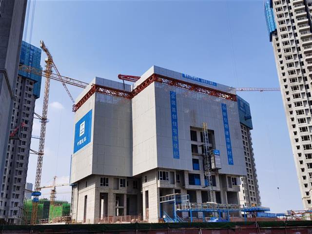 产值同比增7.33% 中建三局建设量创单季历史新高