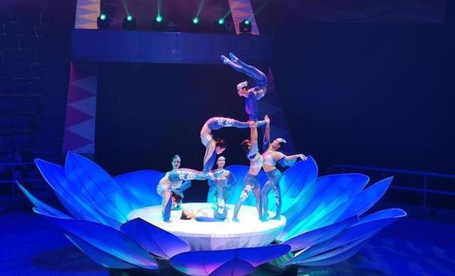 2020大马戏嘉年华在武汉杂技厅上演