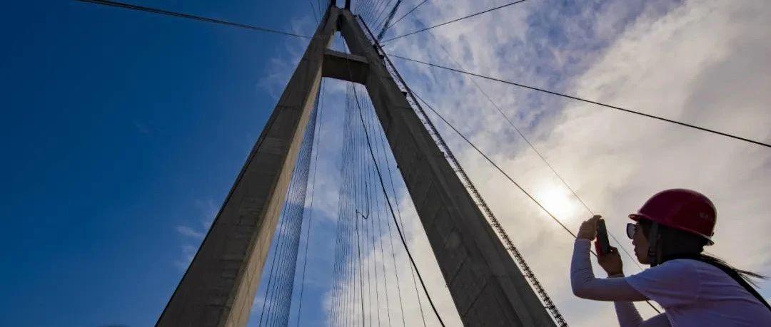 刚刚,成功合龙!武穴长江公路大桥年底将全面建成