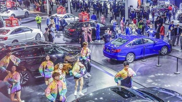 第22届武汉国际车展,活力开展