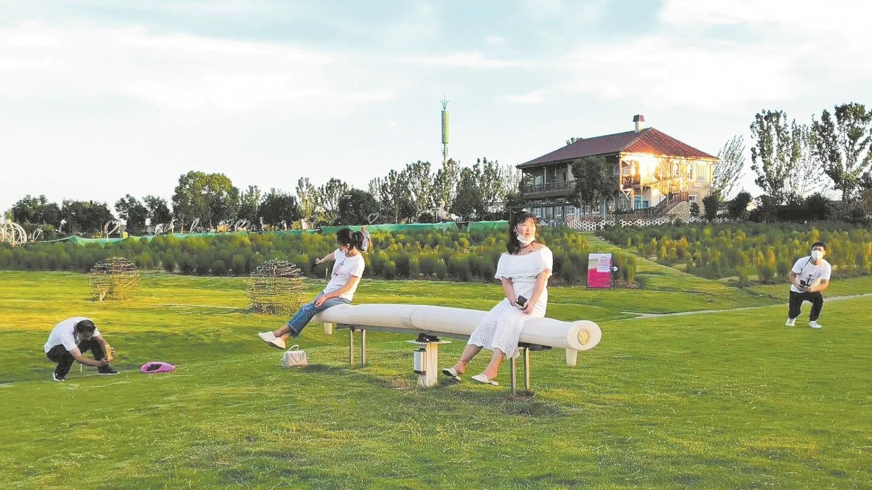 武汉将建40个乡村游示范村